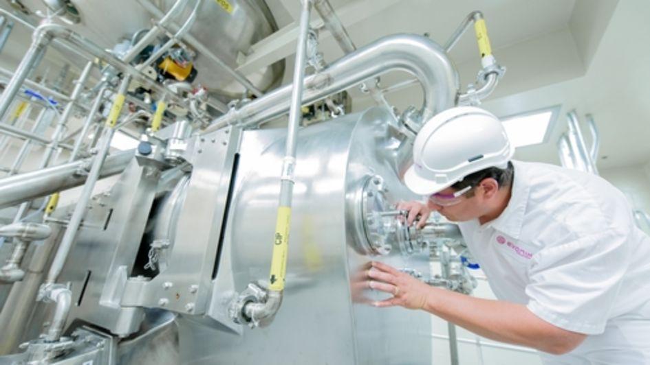 赢创位于美国Tippecanoe的制药基地可提供医药合同研发和生产服务。